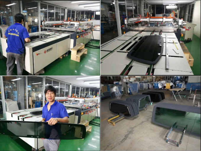 중국 Shenzhen CHNTOP Screen Printing Machinery Co., Ltd 회사 프로필 0
